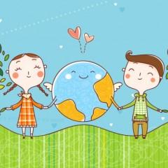 世界地球日精彩瞬间
