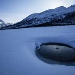 最新研究:北极海面释放甲烷将加剧气候转暖